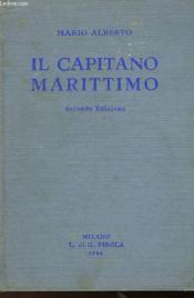 Il Capitano Marittimo - Couverture - Format classique