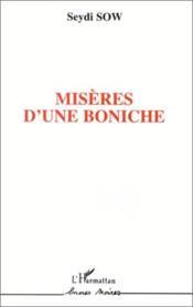 Miseres D'Une Boniche - Couverture - Format classique