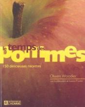 Le Temps Des Pommes 150 Delicieuses Recettes - Couverture - Format classique