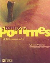 Le Temps Des Pommes 150 Delicieuses Recettes - Intérieur - Format classique