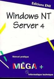 Vente livre :  Windows nt server 4  - Collectif