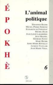 L'Animal Politique - Couverture - Format classique