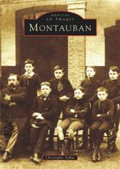 Montauban - Couverture - Format classique