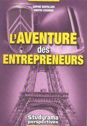 L'aventure des entrepreneurs - Intérieur - Format classique