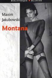 Montana - Couverture - Format classique