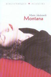 Montana - Intérieur - Format classique