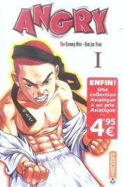 Angry T1 - Couverture - Format classique