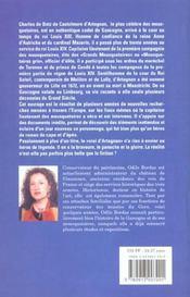 D'Artagnan - 4ème de couverture - Format classique