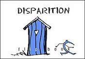 Disparition - Couverture - Format classique