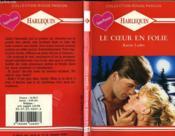 Le Coeur En Folie - Lindy And The Law - Couverture - Format classique