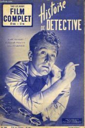 Tous Les Jeudis - Film Complet N° 354 - Histoire De Detective - Couverture - Format classique