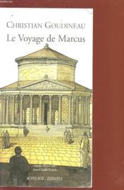 Le voyage de marcus - Couverture - Format classique