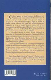 Quand l'Islam était aux portes des Pyrénées - 4ème de couverture - Format classique