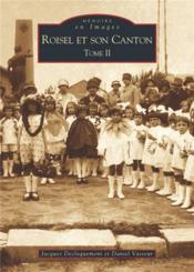 Roisel et son canton t.2 - Couverture - Format classique