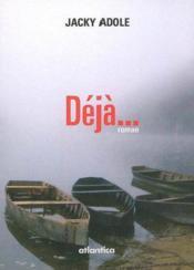 Deja - Couverture - Format classique