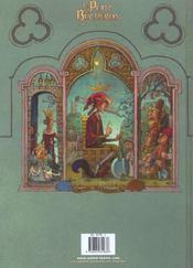 Le Petit Bucheron T.1 ; L'Arbre Du Geant - 4ème de couverture - Format classique