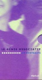 Le génie associatif ; 10 portraits - Couverture - Format classique