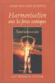 Harmonisation Avec Les Forces Cosmiques - Couverture - Format classique