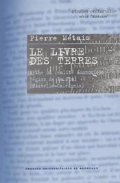 Le livre des terres ; mythe ou réalité économique ; région de la Foa (Nouvelle-calédonie) - Couverture - Format classique