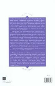 Cultes Mediatiques - 4ème de couverture - Format classique