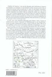 Les Aroumains, Un Peuple Qui S'En Va - 4ème de couverture - Format classique