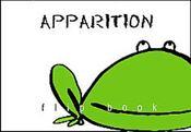 Apparition - Couverture - Format classique