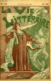 Celestine. La Vie Litteraire. - Couverture - Format classique
