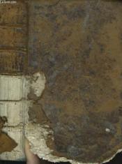 Proprium Sanctorum Ecclesiae Et Diocesis. Aginnensis. - Couverture - Format classique