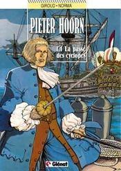 Pieter Hoorn t.1 ; la passe des cyclopes - Intérieur - Format classique