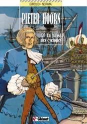 Pieter Hoorn t.1 ; la passe des cyclopes - Couverture - Format classique