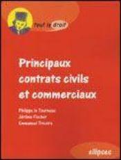Principaux Contrats Civils Et Commerciaux - Intérieur - Format classique