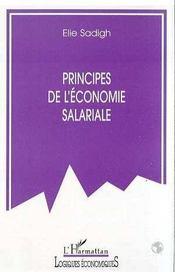 Principes de l'économie salariale - Intérieur - Format classique