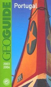 Geoguide ; Portugal (Edition 2003/2004) - Intérieur - Format classique