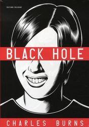 Black hole ; intégrale t.1 à t.6 - Intérieur - Format classique