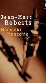 Monsieur Pinocchio - Couverture - Format classique
