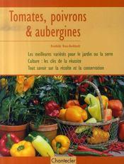 Tomates, poivrons et aubergines - Intérieur - Format classique