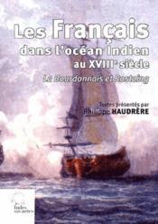 Les français dans l'océan indien au XVII siècle ; la Bourdonnais et Rostaing - Couverture - Format classique