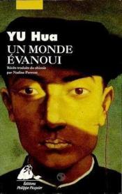 Monde Evanoui (Un) - Couverture - Format classique