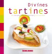 Divines tartines - Couverture - Format classique
