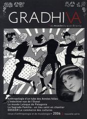 Gradhiva T.4 ; La Danse Des Masques Amazoniens - Intérieur - Format classique