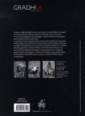 Gradhiva T.4 ; La Danse Des Masques Amazoniens - 4ème de couverture - Format classique