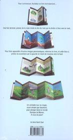 Mon livre magique - 4ème de couverture - Format classique