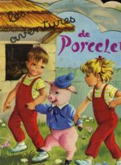 Les Aventures De Porcelet - Couverture - Format classique