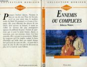 Ennemis Ou Complices - The Rancher And The Redhead - Couverture - Format classique