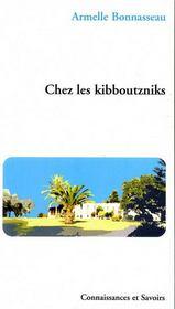 Chez les Kibboutzniks - Couverture - Format classique