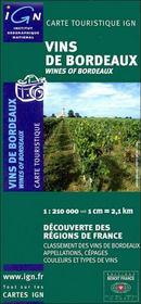 Vins de Bordeaux - Intérieur - Format classique