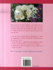 Des rosiers dans votre jardin - 4ème de couverture - Format classique