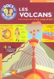 Les volcans - Intérieur - Format classique