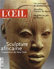 L'Oeil 544 (Fevrier 2003) - Couverture - Format classique