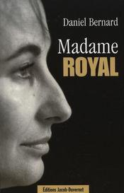 Madame Royal - Intérieur - Format classique